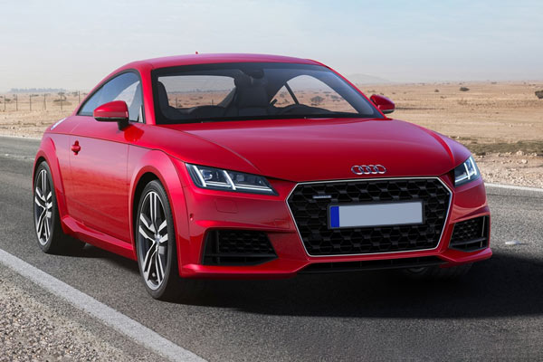 A Guide To Leasing An Audi TT Coupe